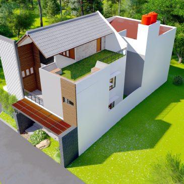 Desain Rumah Dengan Mulia Arsitek