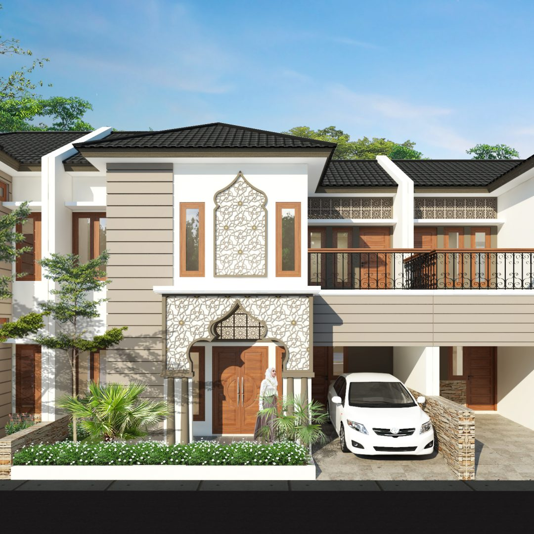 Desain Rumah Muslim